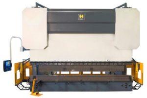 Hydraulický ohraňovací lis pro těžkou výrobu